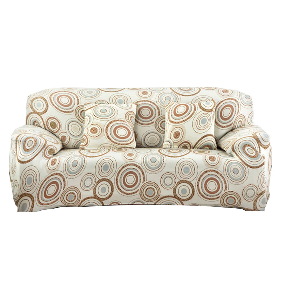 round loveseat promotionshop for promotional round loveseat on  - moodcome round printed sofa cover universal polyester elastic stretchloveseat sofa funiture cover
