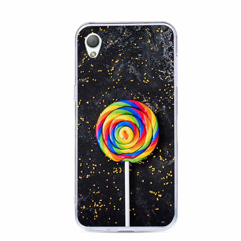 "Lamocase силиконовый чехол для телефона с узором для sony Z2 L50w D6503 D6502 5,2 ""мягкий Сверхтонкий чехол для sony Xperia Z2 задняя крышка крышки"