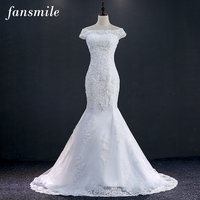 Plus Size Free Shipping Robe De Mariage Lace Mermaid Dress Vestidos De Novia Cheap Clothes China