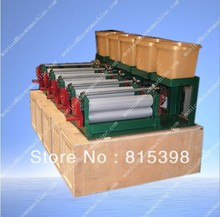 Spray Electrical and manual beeswax foundation coining machine  86*450mm