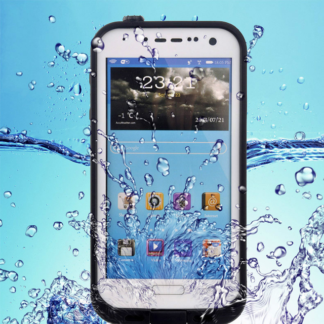 online store 66ba4 d57eb US $14.27 |Waterproof Case For Samsung Galaxy S4 I9500 Life Water proof  case Shockproof Dirt Proof Protective Phone Cases for Samsung S4 on ...