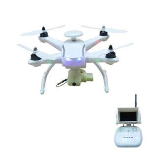 [Disponible] CG035 6-axis Gyro Brushless Headless Modo GPS 5.8G FPV con 720 P Cámara RC Quadcopter RTF