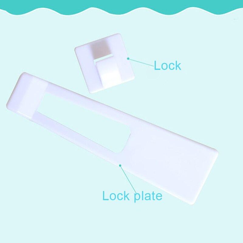 Baby Cabinet Drawer Lock Kids Security Protection Refrigerator Window Closet Wardrobe Safety Lock BM88