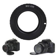 AF III подтвердите M42 объектив к E O S адаптер для Canon камеры EF крепление кольцо 5D 1000D