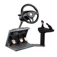 Игры Руль обучения вождение автомобиля тренажер, вождение автомобиля симулятор интеллектуальные прессформы моделирование автомобилей по