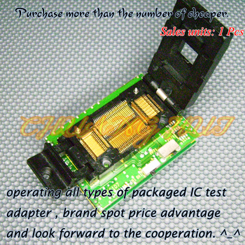 BM11107 Programmer Adapter PM-RTC005-366A IC51-0804-566 Adapter/IC SOCKET/IC Test Socket bm11120 programmer adapter pm rtc005 312b ic51 0804 566 adapter ic socket ic test socket