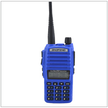 Портативный Baofeng Радио UV-82 Walkie Talkie Цвет синий двухдиапазонный VHF/UHF радиолюбителей трансивер Baofeng UV82 w/Бесплатная наушник