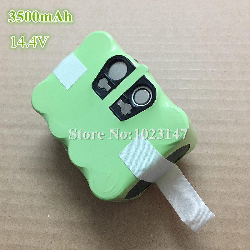 14.4V 3500mAh Robot Vacuum Cleaner Accessories A320 & A325 Robot Vacuum Cleaner Battery Pack 1 piece