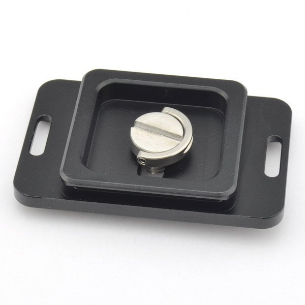 Neewer Black Quick Release Plate For Camera Tripod Ballhead DP60 Free Shipping