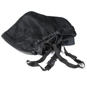 Image 5 - Сумка Органайзер для багажника, сетка для внедорожника, сетчатые карманы для хранения, Аксессуары для автомобилей