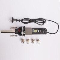 220V 450W Degree LCD Adjustable Electronic Heat Hot Air Gun Desoldering Soldering Station IC SMD