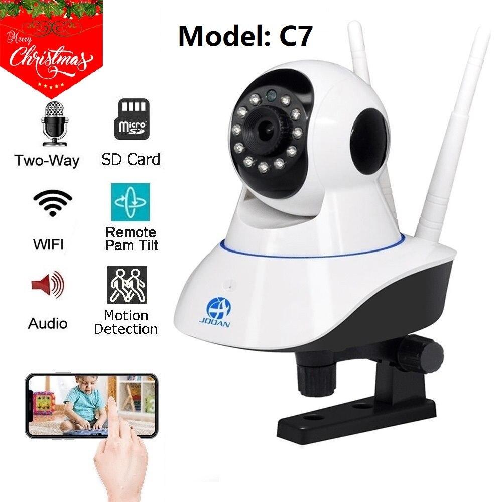 Sicherheit IP Kamera WiFi Wireless Netzwerk Mini Kamera Überwachung Wi-fi 720 p Nachtsicht Wolke Indoor CCTV Kamera Baby Monitor