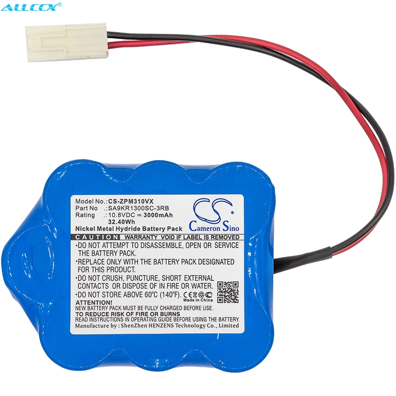 Кэмерон Sino 3000mAh аккумулятор 9W 1300Cs Z, C23106FM SRCB, SA9KR1300SC 3RB для ZEPTER 9P130SCR, 9P 130SCR, 9P130SCS, 9P 130SCS, LMG 310