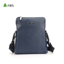 FIRS 2016 NEW Genuine Leather Men's Handbags Fashion Tote Cowhide Vertical Section Men Shoulder Crossbody Bags Messenger Bags