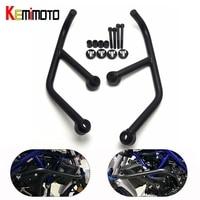 KEMiMOTO Motorcycle Accessories For Yamaha MT 03 MT 25 MT03 MT25 MT 25 2015 2016 2017 Engine Protetive Guard Crash Bar Protector