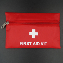 New first aid kit medical outdoor camping survival first aid kits bag professional Urgently MINI first aid kit(China)