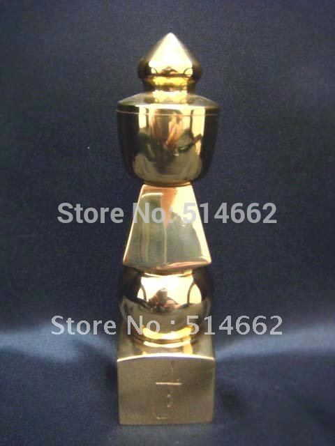 Feng Shui 6 Brass Five Element Pagoda Amulet
