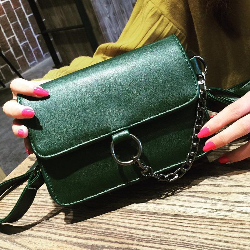 UKQLING 2017 Vintage Bag Small Handbag Messenger Bag Women's Handbag PU Leather Women Shoulder Flap Bags Lady Purse Sac a Main