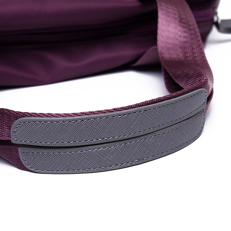 New Big Capacity Women Shoulder Bags High Quality Nylon Handbags Casual Style Ladies Crossbody Bags Women Tote Handbag