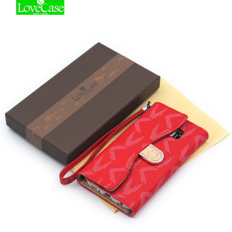 For <font><b>iphone</b></font> 7 Luxury Flip Leather Case For <font><b>iPhone</b></font> 7 / 7 Plus Fashion Wallet Style Phone Bag high quality phone leather case
