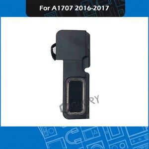 """Image 4 - A1707 haut parleur gauche et droite pour Macbook Pro Retina 15 """"A1707 ensemble haut parleur 2016 2017 EMC 3072 EMC 3162 utilisé"""