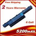 5200 mAh bateria para Acer EMACHINES D440 D520 D640 D640G D642 D644 D730 D732 D729 E442 E529 E443 E642 E732 E729Z MS2305 E730