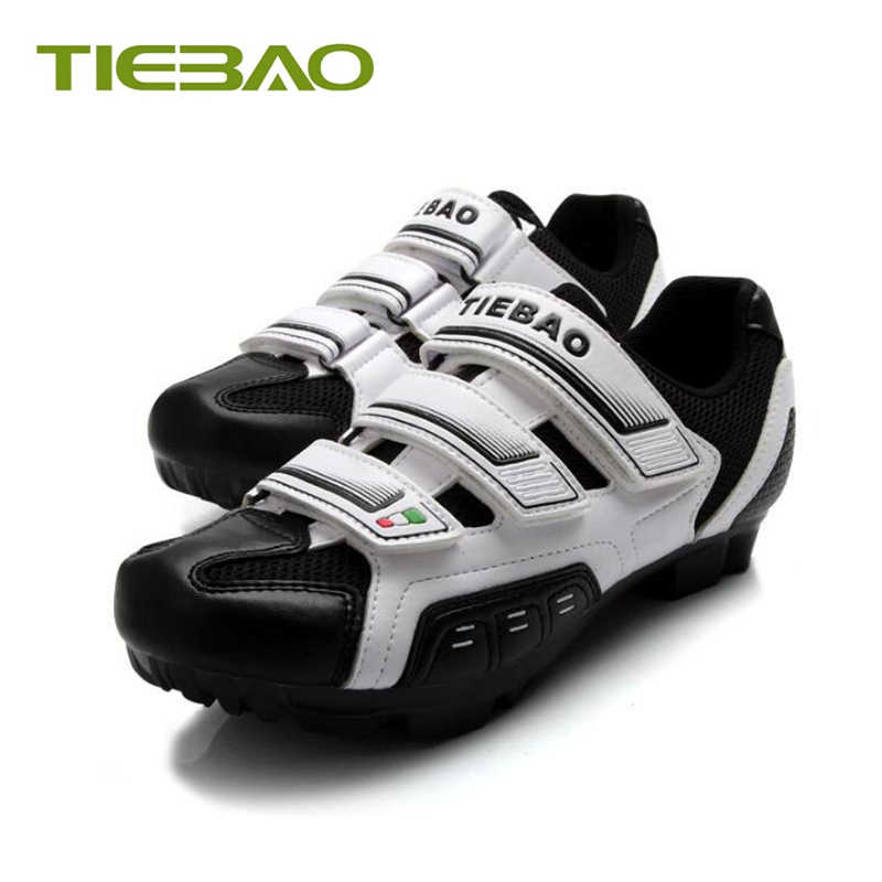 Tiebao sapatilha ciclismo mtb cycling shoes pedals 2019 men women mountain bike shoes self-locking breathable superstar sneakers