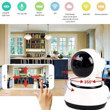 Gizcam HD 720P WiFi Wireless Network Home Security Camera Support Night Vision Camera Smart Home Safety Consumer Camcorder Gift