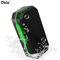 Ubit Mini Wireless Portable Stereo Outdoor Speaker Waterproof Bluetooth Speaker With Fm Radio Tf Card Voice