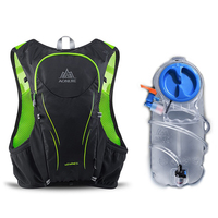 AONIJIE Outdoor Water Bags Hydration Bladder Backpack Tactical TPU Water Bag Bottle Camelback Hiking Hunting With
