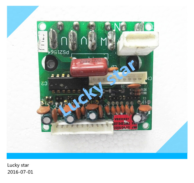 99% new used for Air conditioning Power module frequency conversion board KFR-26GW/BP1 0010403442 good working air conditioning frequency conversion module dkq kt 02a 05 01 kfr 2801gw bp pm20ctm060 used board good working