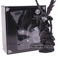 Death Note Figurines Official Movie Guide Ryuuku PVC Deathnote Ryuk Action Figure Collection Model Toy