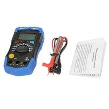 Handheld Digital Capacitance Meter Capacitor Tester Capacimeter Electronic Auto