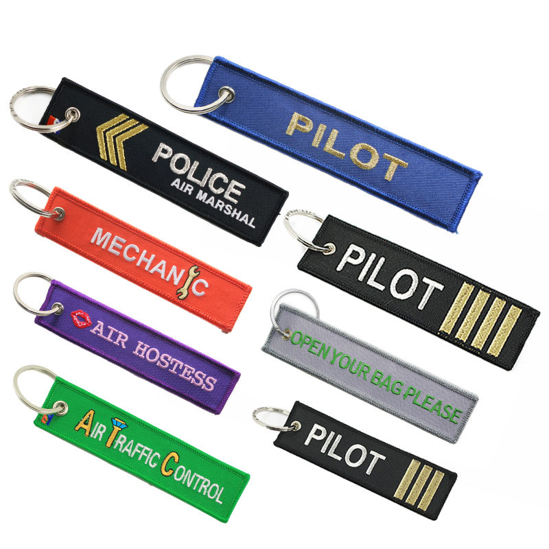 Flight Crew Keychain Aviation…
