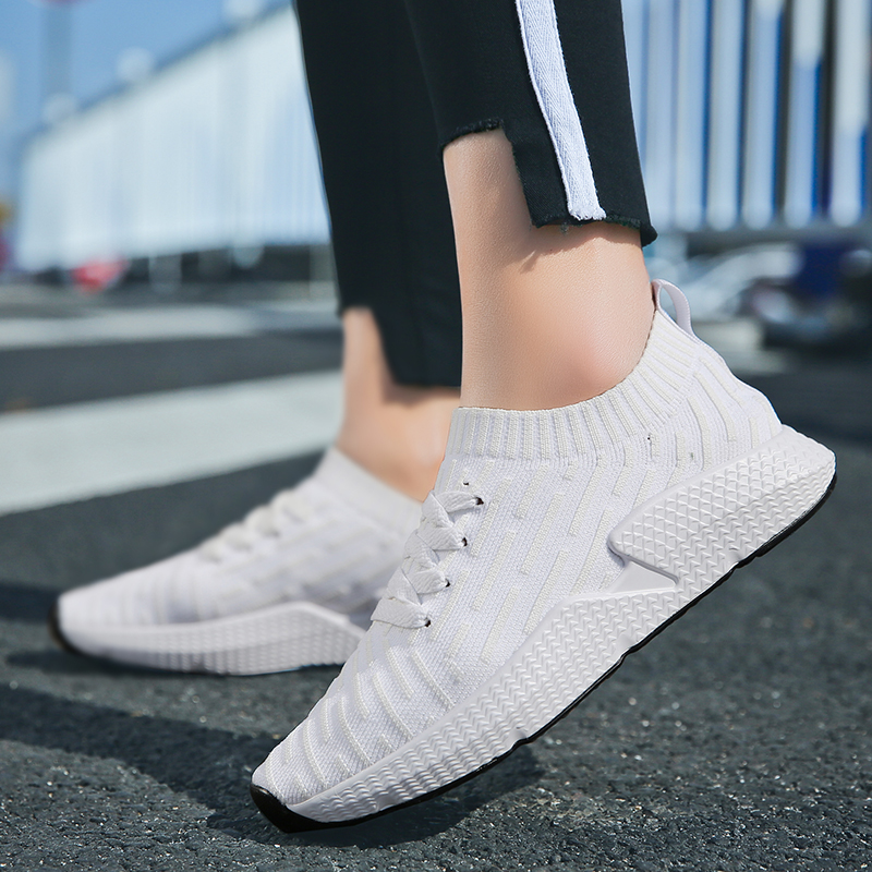 Women's Fashion Casual Shoes Summer And Autumn New Mesh Couple Lovers Outdoor Low Soft Bottom Shoes Unisex Trend Walking Shoes e lov women casual walking shoes graffiti aries horoscope canvas shoe low top flat oxford shoes for couples lovers