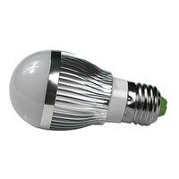 ICOCO 4 pcs E27 3 W High Power LED Globo Bola Luz do Dia Lâmpadas Branco