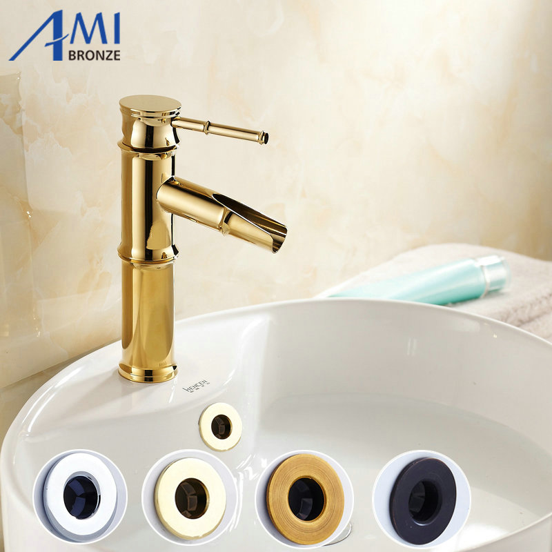 Amibronze Bathroom Basin / Sink Overflow Cover/Brass Ring ...