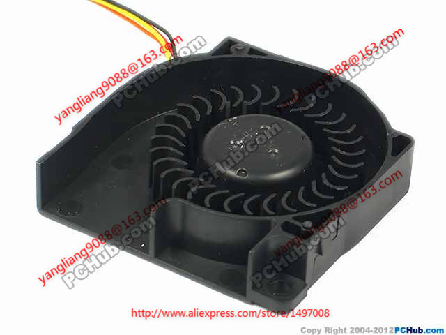 Emacro C-E03C-02 DC 12V 180MA    45x45x10mm Server  Square fan