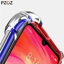 Funda transparentes Anti-caidas para Xiaomi
