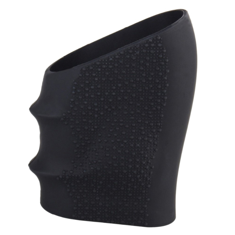 Outdoor Hunting Accessories Glock Holster 17 19 20 26 Tactical Handgun Rubber Protect Cover Grip Glove Anti Slip in Holsters from Sports Entertainment
