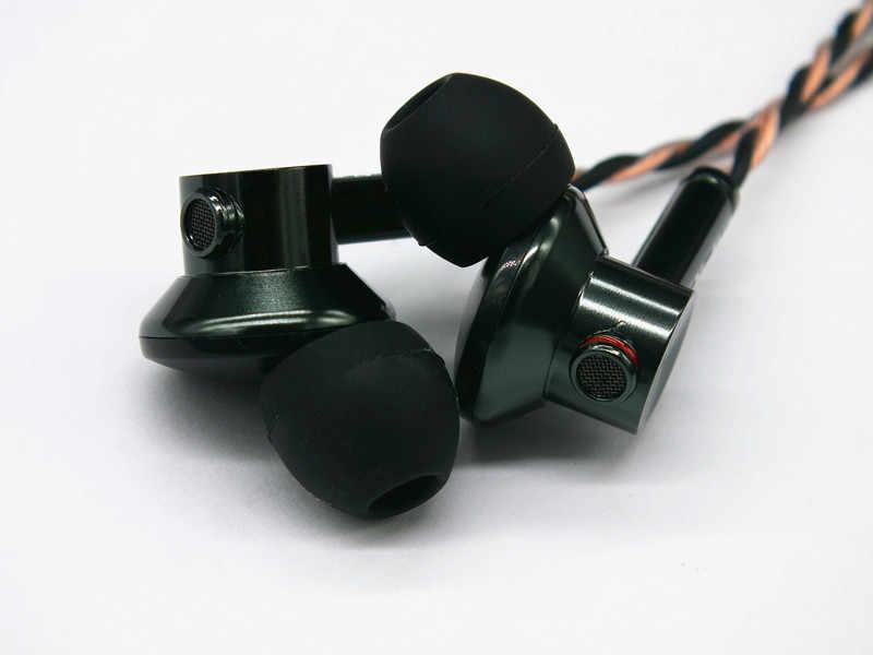 ONKYO E700M בידוד רעש באוזן אוזניות חום אוזניות Hifi סופר בס אטמי אוזניים עם מיקרופון ומרחוק עבור טלפונים חכמים