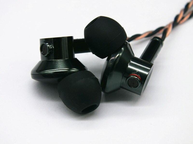 ONKYO E700M Isolation du Bruit Dans l'oreille écouteurs Fièvre Casque Hifi Super Basse Bouchons D'oreilles avec micro et télécommande pour smartphones
