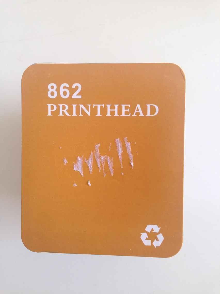 Original 100% new PRINT HEAD for HP564 4 slot PhotoSmart for HP B210a