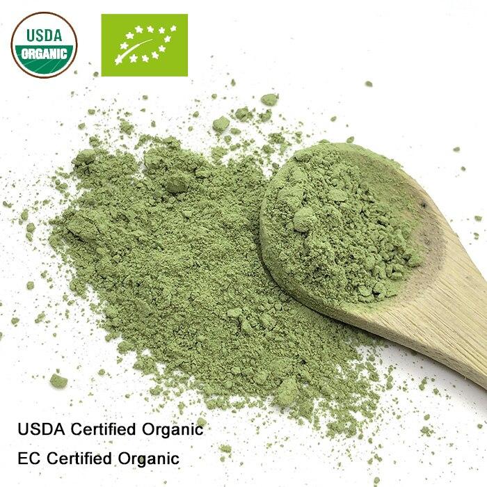 USDA And EC Certified Organic Moringa Leaf Powder