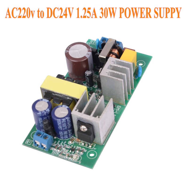 New 220V TO 24V 1.25A 30W Supply Module AC-DC 220 to 24V Small Volume Isolated Switching Power GPN30E24V X4411New 220V TO 24V 1.25A 30W Supply Module AC-DC 220 to 24V Small Volume Isolated Switching Power GPN30E24V X4411
