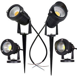LED COB Garden lighting 3W 5W