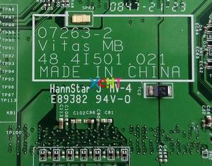 Image 5 - Für HP CQ50 CQ60 CQ70 G60 G70 Serie 488338 001 watt G98 605 U2 PM45 48.4I501.021 Motherboard Mainboard Getestet & arbeiten perfekte