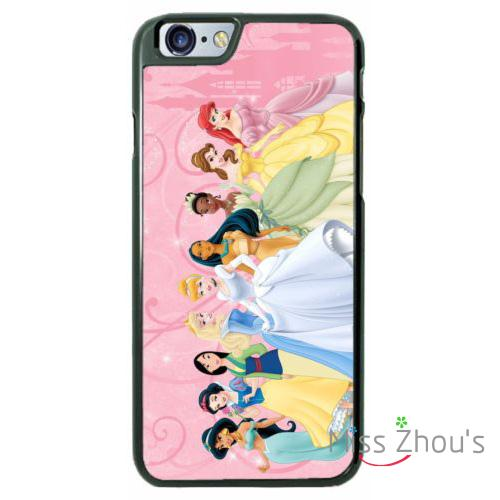 For iphone 4/4s 5/5s 5c SE 6/6s 7 plus ipod touch 4/5/6 back skins cellphone cases cover Princesses Pink Castle
