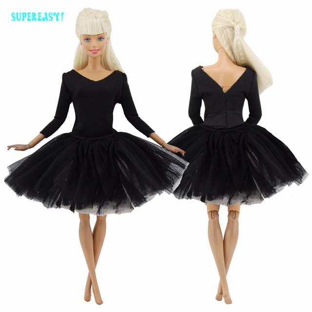 a3dd2706c95d Online Shop 1 Set Mini Dress Dancing Ballet Outfit Handmade Fashion ...