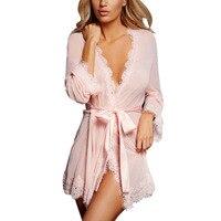 2017 New Style Sexy Summer Lingerie Lace Dress Babydoll Women S Underwear Nightwear Sleepwear G String